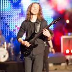Bassspieler von Grüttrock